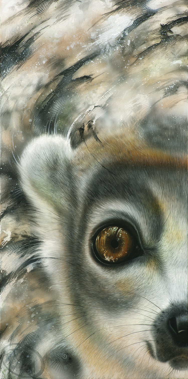 Croquignolette à L'ornement - Inspiré d'une photo de Paul Laforest