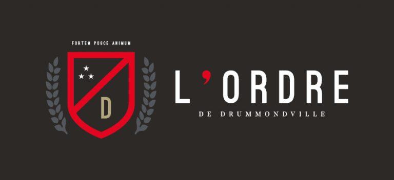 Logo de l'Ordre de Drummondville